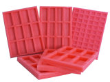 Fabrik verkaufen direkt leitenden Schaumgummi-Tellersegment ESD-PET Schaumgummi