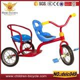 """12 """" автошина 3 катит свет 2 мест супер и симпатичные игрушки трицикла/младенца детей"""