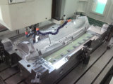 Moulage en plastique fait sur commande de moulage de pièces de moulage par injection pour le matériel de draperie