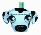 Form-mehrfachverwendbarer faltbarer Einkaufen-Förderung-Beutel mit Beutel 3D, Tierhundeart, den mehrfachverwendbaren, leichten, Lebensmittelgeschäft-Beuteln und handlichem, Eco, Geschenke