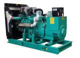 Тепловозные молчком китайские электрические генераторы 500kVA/400kw