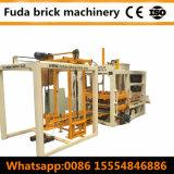 Kambodscha-automatische konkrete blockierenziegelstein-Formteil-Maschine