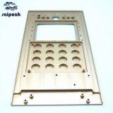 Алюминиевая ключевая панель, кнопочная панель для системы контроля допуска