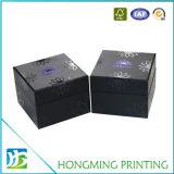 도매 UV 로고 종이 보석 수송용 포장 상자