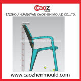 Molde de la silla del brazo con el diseño posterior de la pieza inserta tres (CZ-111)
