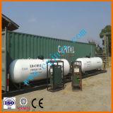 Mini máquina de la refinería de la destilación del petróleo crudo de la nueva producción de gasolina y aceite del diseño