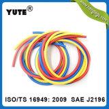 """Yute boyau de remplissage réfrigérant de SAE 800psi J2196 certifié par UL 1/4 """""""
