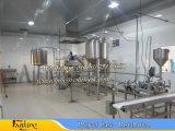 línea de transformación del zumo de fruta 1000lph (los tanques y bombas del prepareation)