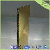 Comitato di alluminio anodizzato del composto del favo di rivestimento