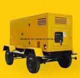 tipo diesel del rimorchio della centrale elettrica del generatore di 200kVA 250kVA 500kVA 400Hz