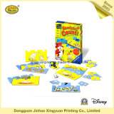 Druckpapier-Schürhaken-Spiel-Puzzlespiel-/Board-Spiel-/Intelligence-Spielzeug