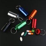 Pillola impermeabile Holer 52X22mm della casella della pillola del metallo