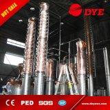 De Distillatie Apparatuur van de Distillatie van de Alcohol/Kolom/Pot van de van de de van uitstekende kwaliteit van de Distillatie nog