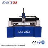 Автомат для резки лазера Китая бутика верхний от Hans GS
