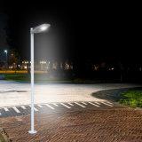 Luz de poste ligero solar al aire libre brillante estupenda del jardín de 12V IP67 LED