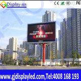 Visualización de LED a todo color de HD P4.81 para el alquiler al aire libre