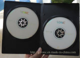 7mm Single / Double Case de DVD com apertado Bloqueado