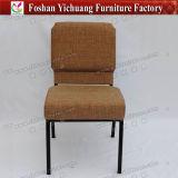 Сильная оптовая продажа стула аудитории ткани Brown (YC-G85)
