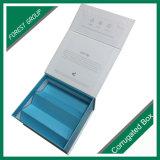 Tamaño personalizado e imprimir cierre magnético caja de regalo