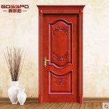 Portes en bois intérieures découpées classiques d'Apartmet à vendre (GSP2-027)