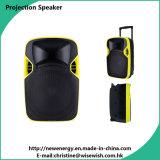 12 pouces d'acoustique de la PA DEL de haut-parleur professionnel de projection à vendre