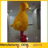 Traje animal de la felpa del traje de la mascota del personaje de dibujos animados