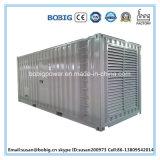 ATS를 가진 1250kVA 방음 유형 Weichai 상표 디젤 엔진 발전기