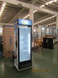 Estilo da Único-Temperatura e tipo refrigerador do refrigerador do indicador do carrinho