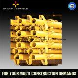 Легко установите типы Kwikstage стальных лесов для конструкции
