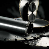 Het Scherpe Blad van de Diamant van de Goede Kwaliteit van China voor Graniet