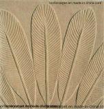 모직 양탄자 조각품 디자인