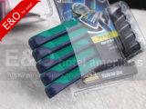 Supergrad 2 Schicht-Schaufel-Hauptrasierrasiermesser in der Sichtpackung