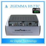 DVB S2 + Combo Twin DVB T2 / C Zgemma H5.2tc Support H. 265