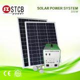 Солнечная электрическая система 300W -1000W для домашней пользы