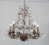 Fabrik-Spitzenverkaufs-Silber-vereitelter Leuchter