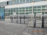 &Scrap de aluminio Aluminun 6063 del lingote (el Al99.7%/99.85%/99.9%)