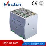 세륨을%s 가진 Drp-240 240W DIN 가로장 엇바꾸기 전력 공급