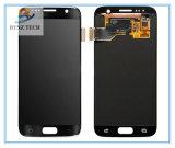 Экран касания LCD мобильного телефона для индикации Samsung S7 LCD с заменой Sm-G930A Sm-G9300 агрегата цифрователя экрана касания