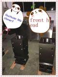 Гидровлический передний подшипниковый щит запасных частей молотка выключателя утеса и задняя головка