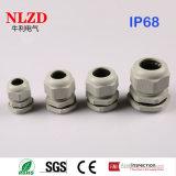 IP68 делают водостотьким и железа кабеля пылезащитной страницы Nylon с полными величинами
