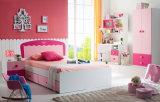 美しい様式の子供の家具のベッド(8862)