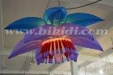 Aufblasbare Blume C2009 der Partei-Dekoration-riesige Hochzeits-Beleuchtung-LED