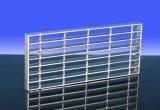 Semelle d'escalier de structure métallique avec l'homologation de la CE