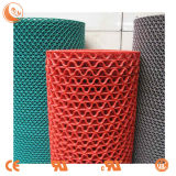 Пластичная крытая напольная циновка PVC s ковра