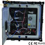 El panel de visualización a todo color de interior de LED de Visionled P6