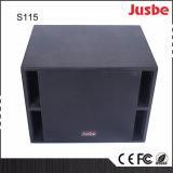 Verdoppeln neue Maschine 450W des Entwurfs-S115 15 Subwoofer Lautsprecher