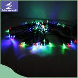 Lumière solaire de chaîne de caractères de Noël de DEL pour l'usager