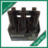 Contenitore di spedizione di birra del vino della bottiglia di vetro di Packaigng
