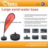 Grande base dell'acqua della sabbia dell'ombrello per entrambi gli eventi all'interno esterni