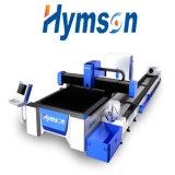 (HF3015A-6012P) Machine de découpage de laser de fibre de feuilles et de pipes